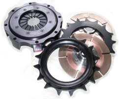 700 Hp twin disc clutch