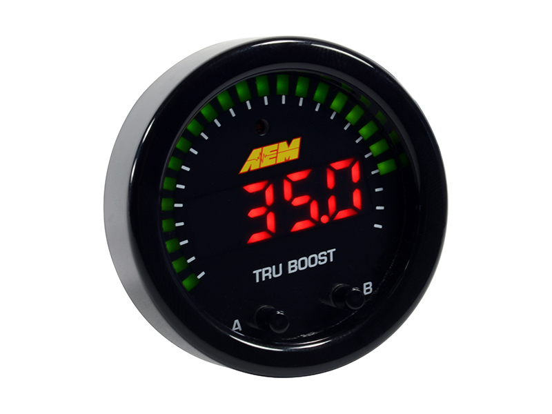 Tru-BoostX Gauge-Type Boost Controller