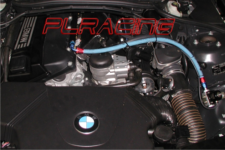 BMW 318 C supercharger kit