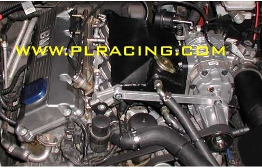 BMW Z3 4 cyl supercharger kit