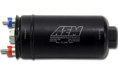 in-line AEM fuel pump 400lt/h