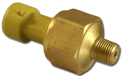 Brass pressure sensor 10  bar