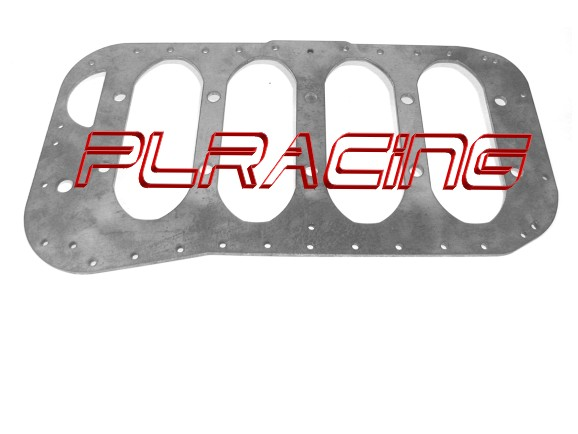 Block stiffening plate for Lancia Delta