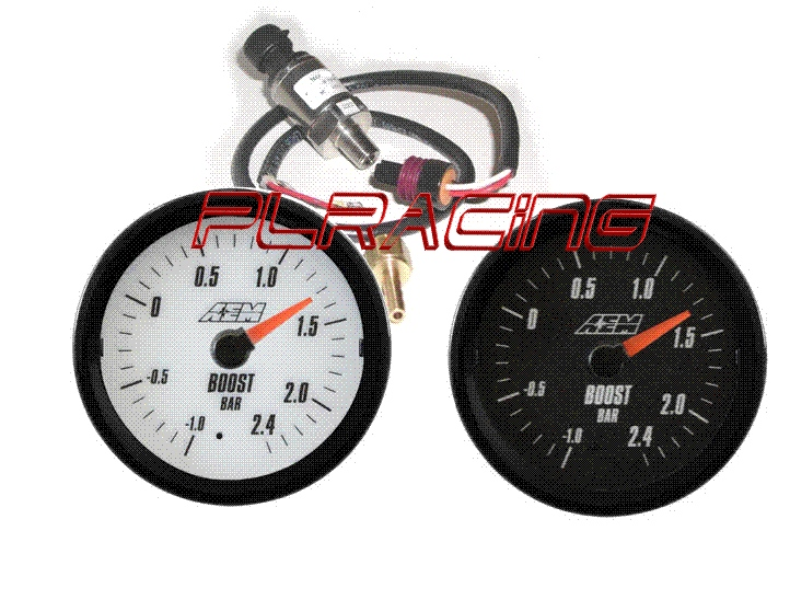 BOOST Gauge 2,4 Bar