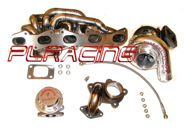 300-400 hp Fiat Coupe 5 cyl. stg. I kit