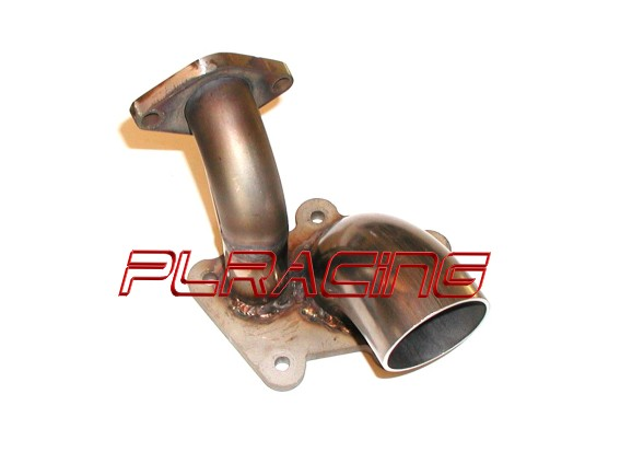 Opel Calibra downpipe