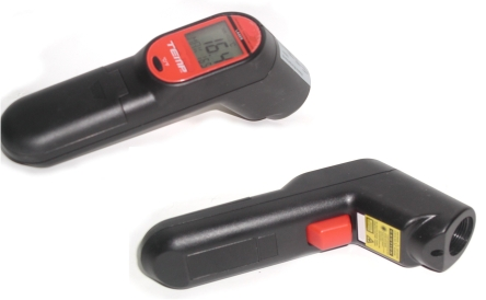 Non contact digital thermometer